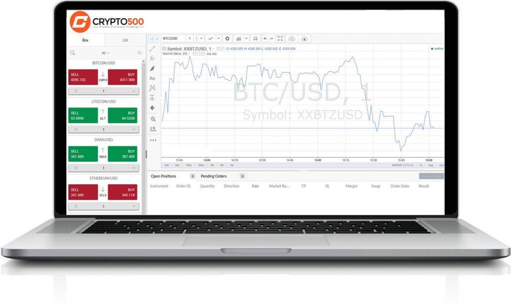 crypto500 laptop - litecoinkoers.nl